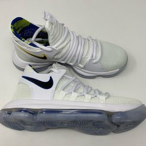 on sale 5e4d4 91e7f Nike Shoes - 🆕 Nike Zoom KD 10 Limited NBA GS Warriors Home